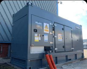PowerLink Gas Generator 250kW -G99 certified