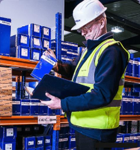 Powerlink warehouse accessories
