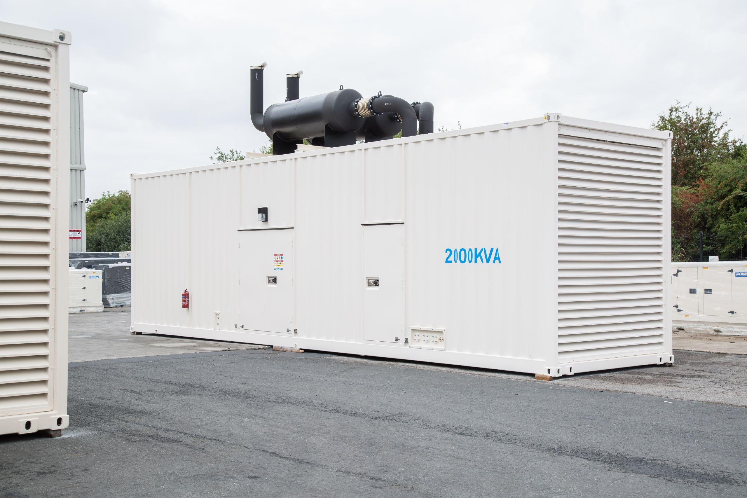 PowerLink Diesel Generators