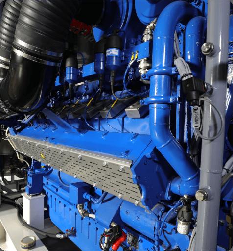 PowerLink Biogas generator