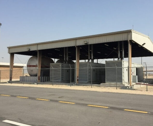 Kuwait Power Station