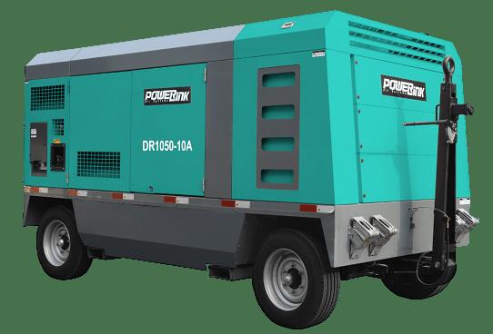 Powerlink air-compressor Spirit type