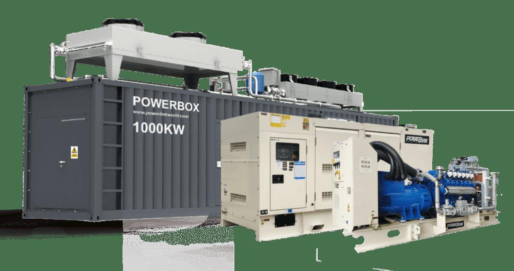 Powerlink SPECIAL GAS GENSET