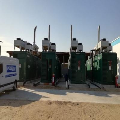 2MW Biogas Power Generation Project-4
