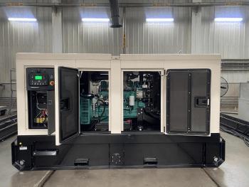 Powerlink Diesel Generators soundproof