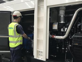 Powerlink Diesel Generator soundproof