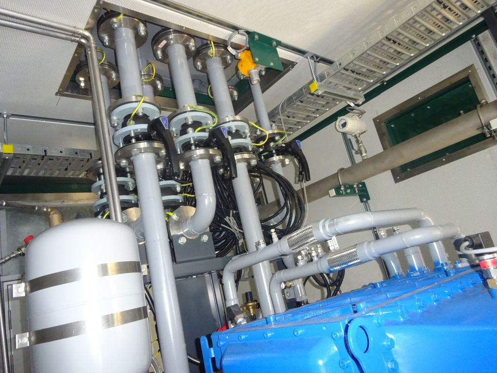 PowerLink   CG520C-NG (4) Gas cogeneration CHP details