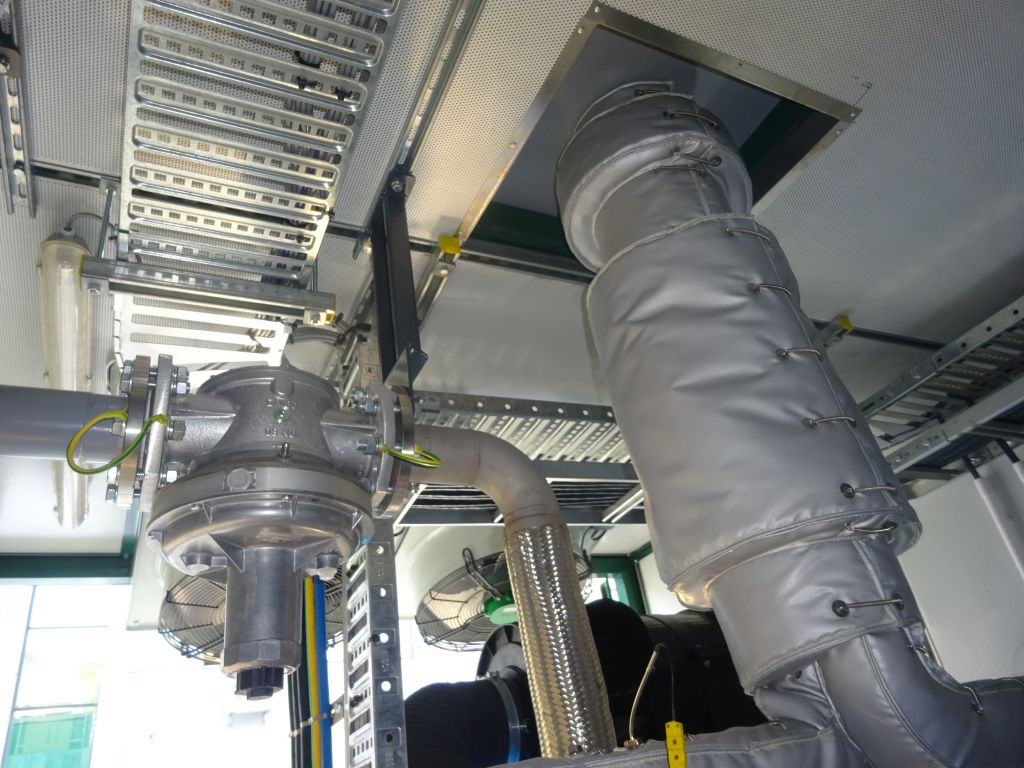 PowerLink   CG520C-NG-8 Gas cogeneration CHP details