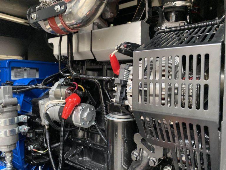 500KVA Stage IIIA Diesel Generator PowerLink