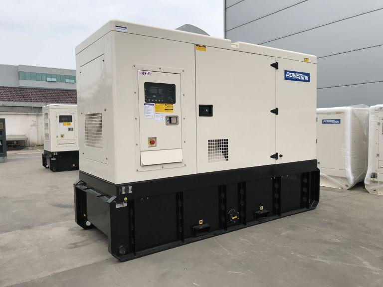 200KVA Stage IIIA Diesel Generator PowerLink