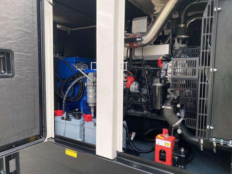 PowerLink T3 Diesel Generator-details display