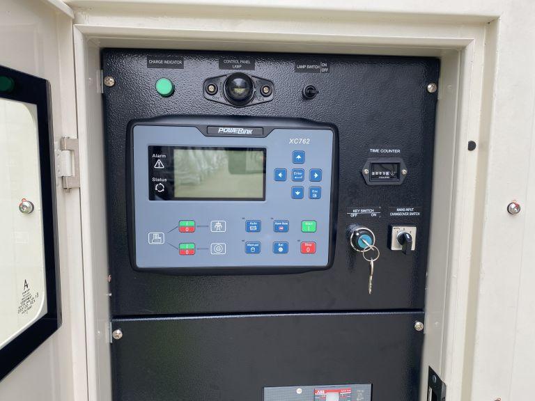 PowerLink T3 Diesel Generator-details unions