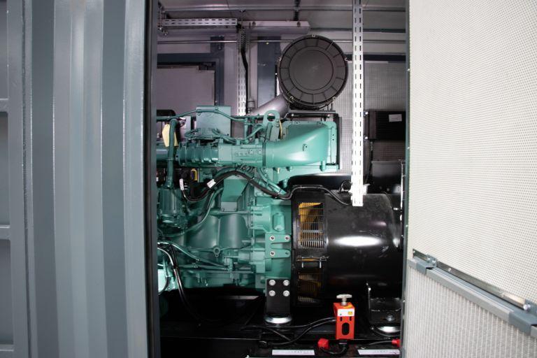 T4F Diesel Generator PowerLink green