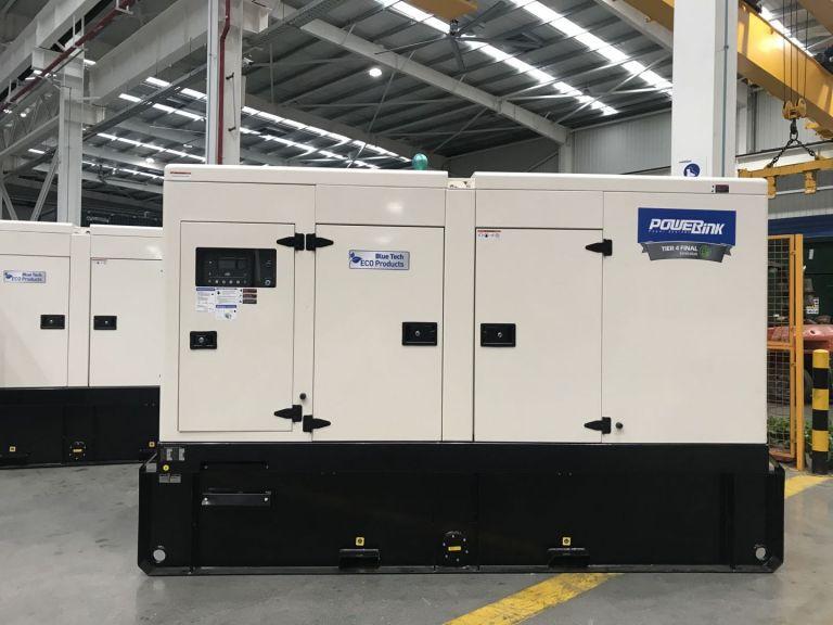T4F Diesel Generator PowerLink in factory