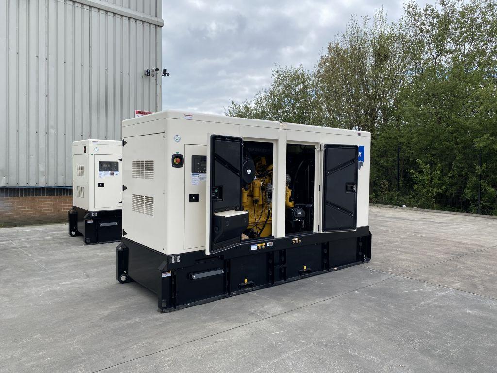 PowerLink eu stage v Diesel Generator low noise