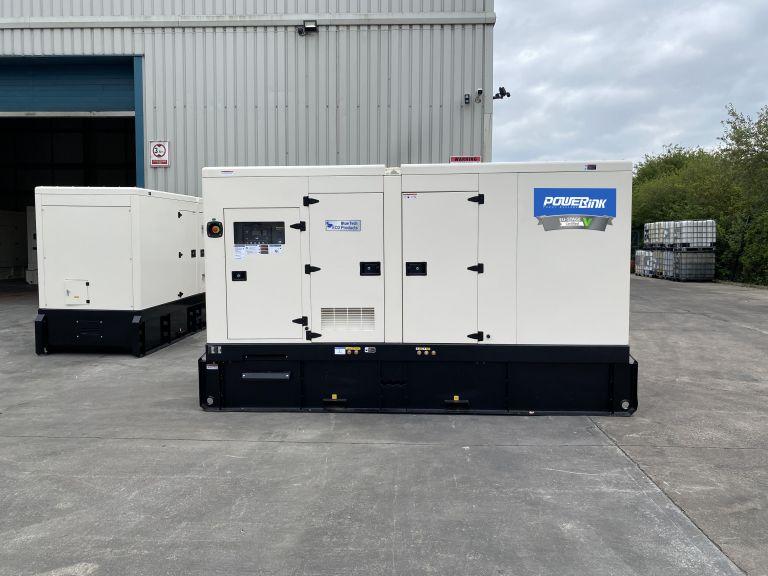PowerLink_eustagev_diesel_generator on ground