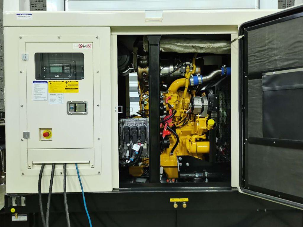 PowerLink eu stage v Diesel Generator testing