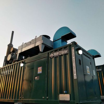PowerLink   500kW Biogas Power Generation Project funing