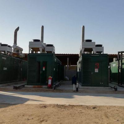 PowerLink   2MW Biogas Power Generation Project-YuCheng