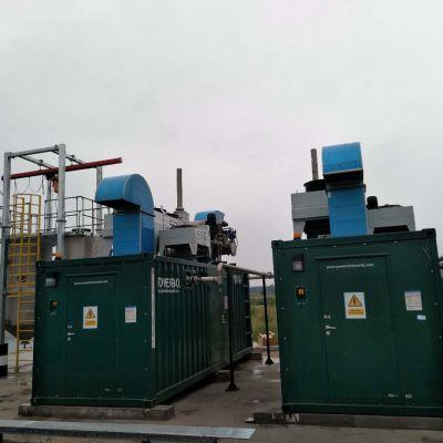 PowerLink   500kW Biogas Power Generation Project application