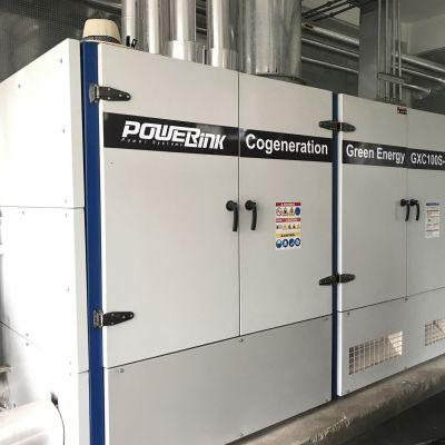 Powerlink 400kW Biogas Power Generation Project