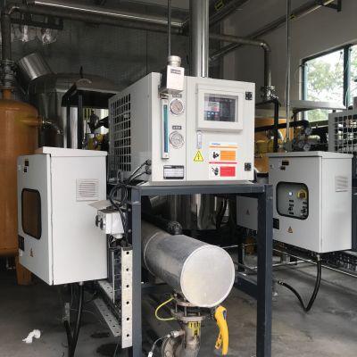 Powerlink 400kW Biogas Power Generation Project-QingPu
