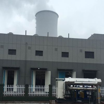 1.8MW biogas CHP system engineering project-3