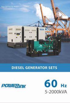 Powerlink Diesel Generator Sets 60Hz