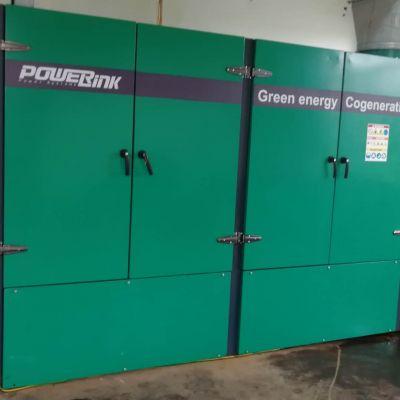 Powerlink GXC200s-BG gas cogeneration