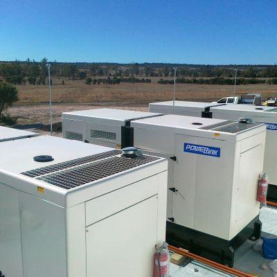 Powerlink Australian Diesel Generator Power Generation projects-3