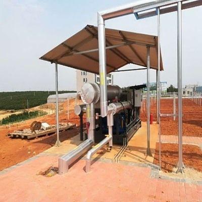 2MW biogas Power Generation Project-2