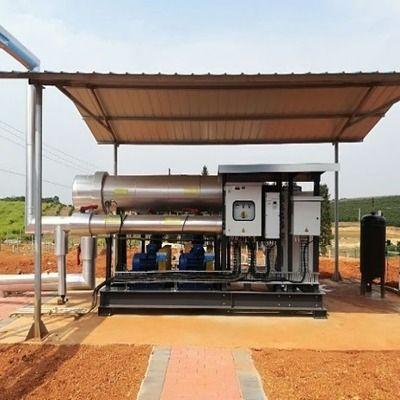 2MW biogas Power Generation Project-3