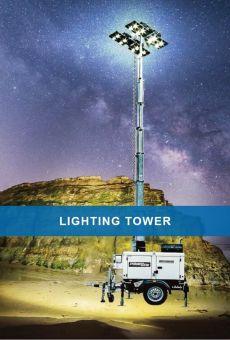 Powerlink lighting tower