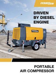 Powerlink Portable Air Compressor