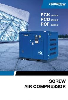 Powerlink Screw Driven AIR COMPRESSOR