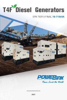 PowerLink   T4F brochure cover