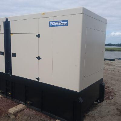 Powerlink Australian Diesel Generator Power Generation projects-4