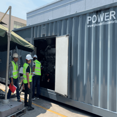 Huawei Data Centre Projects diesel generator