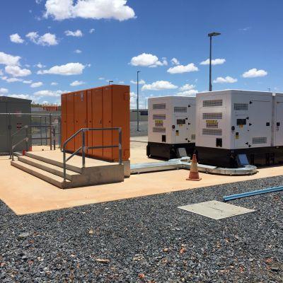 Powerlink Australian Diesel Generator Power Generation projects