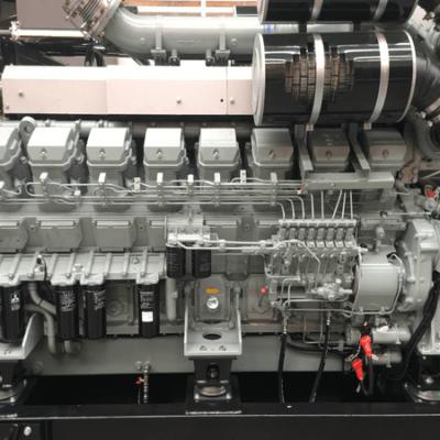 Indonesia Power Project diesel generator