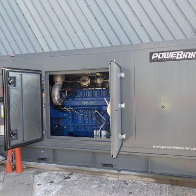 PowerLink   Natural gas project leeds uk
