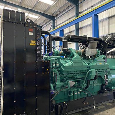 PowerLink Diesel Generator in factory Cummins