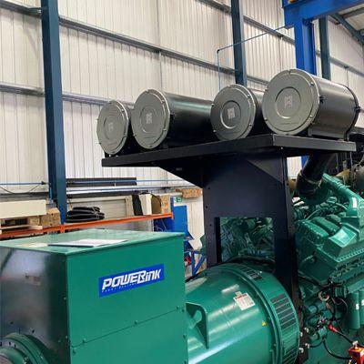 PowerLink Diesel Generator union details Cummins