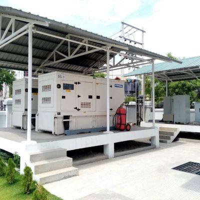 PowerLink Diesel Generator Huawei Data Centre