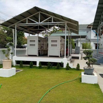 PowerLink Diesel Generator Huawei Data Centre May2019