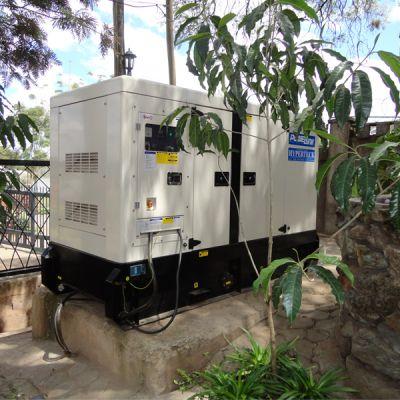 PowerLink Diesel Generators Kenya Project