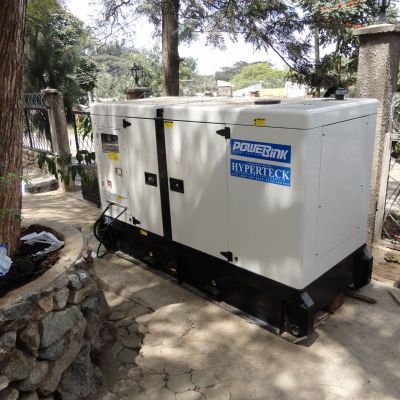 PowerLink | Kenya Power diesel power Generation