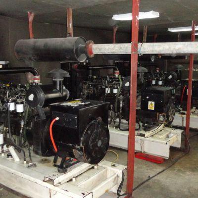 PowerLink | Philippines Power Generation Project indoor