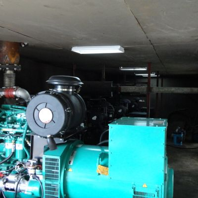 PowerLink | Philippines Power Generation machine Project
