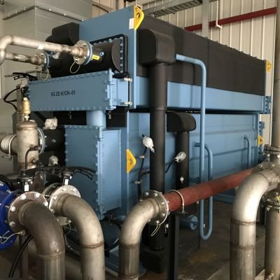 PowerLink   250KW NATURAL GAS TRI-GENERATION PROJECT
